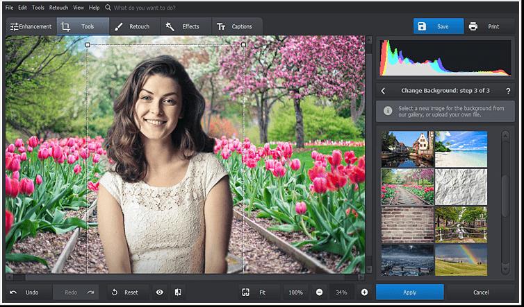 Transfiera su foto a otras ubicaciones con PhotoWorks
