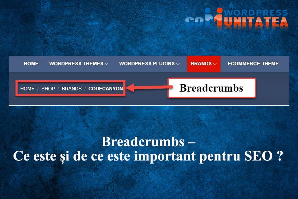 Breadcrumbs – Ce este și de ce este important pentru SEO ?