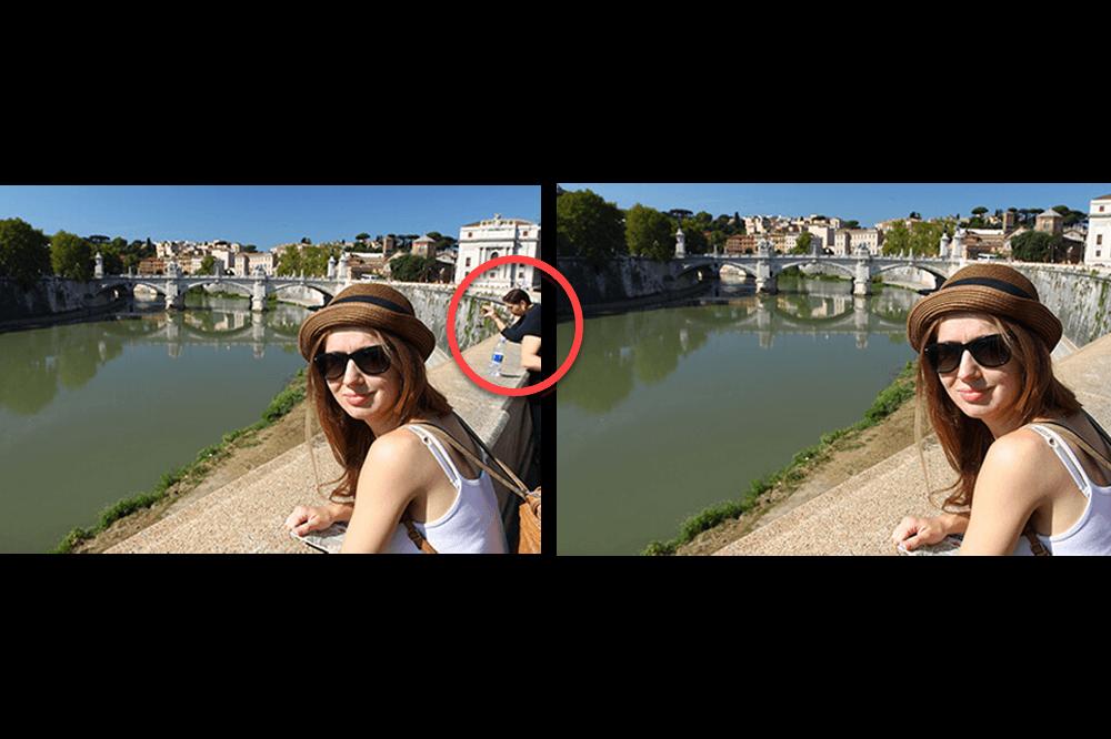¿Cómo elimino a una persona de una foto?  - Comunidad de WordPress