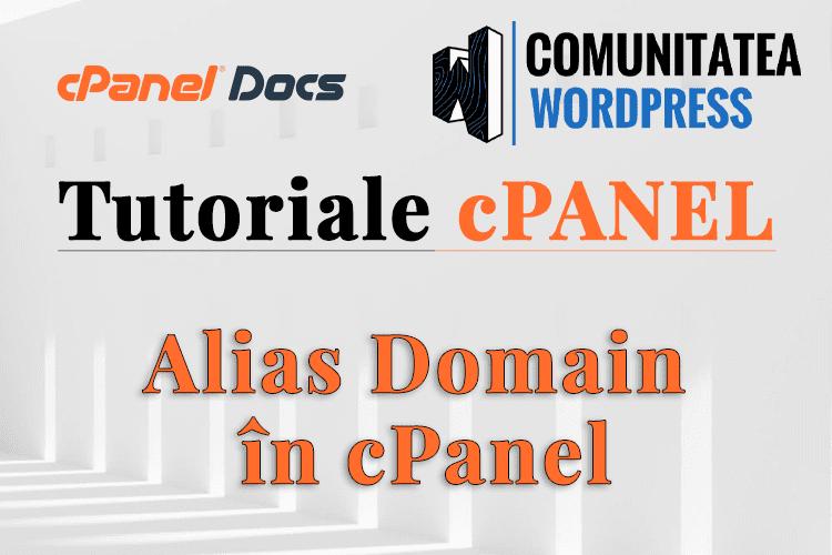 Cum se configurează Alias Domain ( Aliasuri ) în cPanel