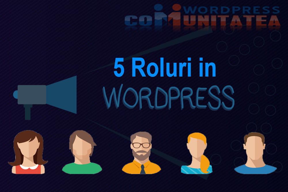 Roles de usuario: entendamos los 5 roles en Wordpress