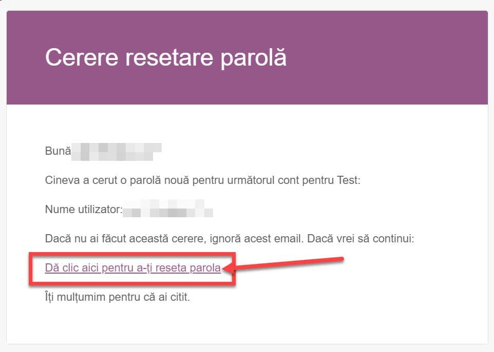 Mensaje de correo electrónico