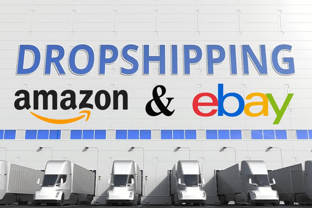 Dropshipping pe Amazon și eBay - Evaluarea canalelor de vânzări