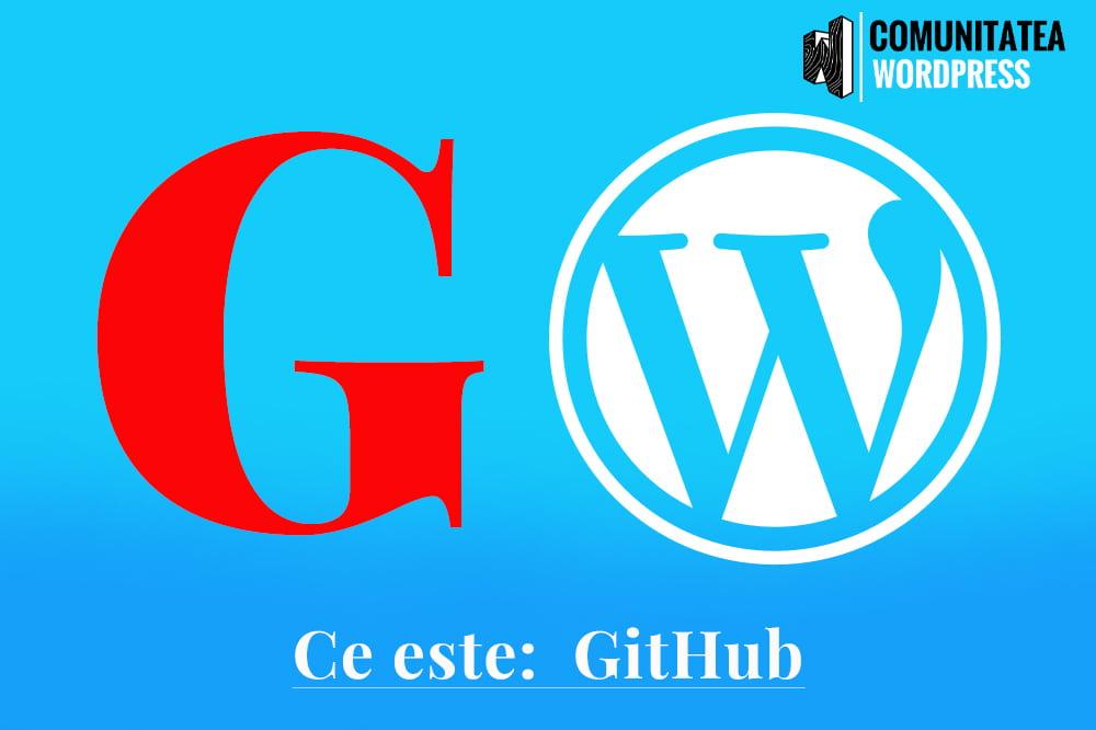 Ce este: GitHub