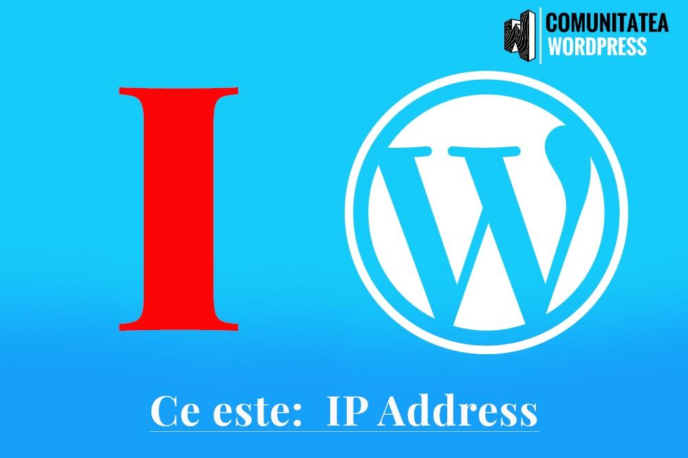 Ce este: IP Address - Adresă IP