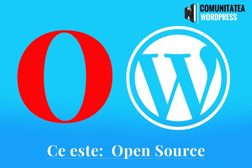 Ce este: Open Source