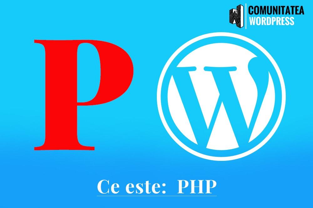 Ce este: PHP