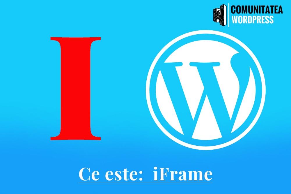 Ce este: iFrame